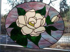 stained glass windows magnolia | Magnolia 12/2005