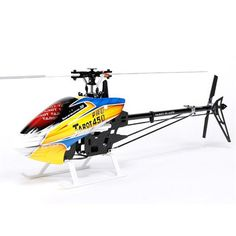 Original Tarot 450 PRO V2 DFC 3 Axis Flybarless 6CH Brushless RC Helicopter Kit Remote Control Toys For RC Drone Kids Toys