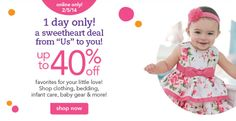 Head on over to BabiesRUs.com! They're having a one-day cyber sale and you can get any Combi item for 15% off!