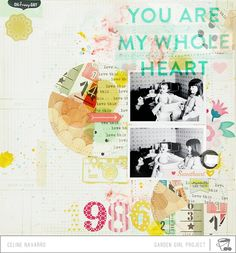 STORYTELLERS| You Are My Whole Heart - Scrapbook.com