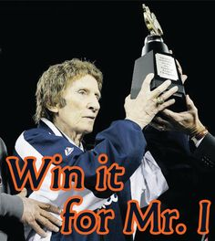 Win it for Mr. I!    www.downwithdetroit.com