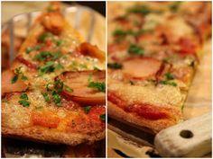Mat for sjelen...: Verdens Beste Lavkarbo-Pizza...
