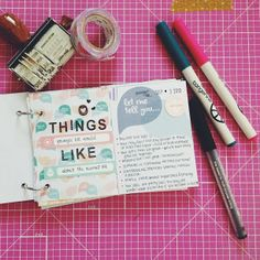 .@wandergirlcrafts   2013.9.3 #30lists Things younger me would like about current me   Webstagram