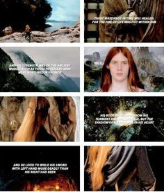 ♛ But the jewel burned the hand of Maedhros in pain unbearable; and he perceived that it was as Eönwë had said, and that his right thereto had become void, and that the oath was vain. And being in anguish and despair he cast himself into a gaping chasm filled with fire, and so ended; and the Silmaril that he bore was taken into the bosom of the Earth.