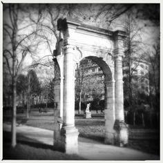 #Parc Monceau