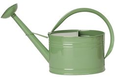 HIT 8584EXR Galvanized Heavy Gauge Steel Watering Can 2Gallon Sage *** Learn more by visiting the image link.