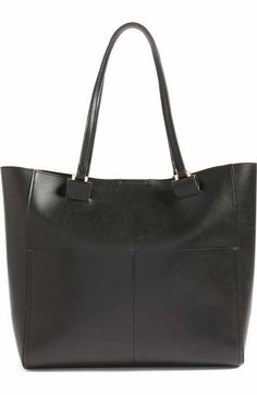 Free shipping and returns on POVERTY FLATS by rian Reversible Faux Leather Tote at Nordstrom.com. Mesh-like perforations heighten the modern drama of a spacious tote that reverses from basic black to a glam metallic finish.