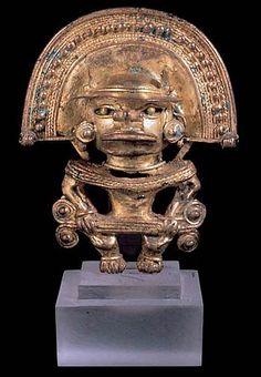 Pre-Columbian, Dayton art instiution.