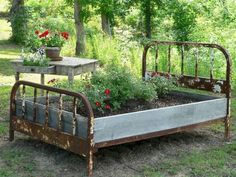 Beautiful diy raised garden beds ideas 12