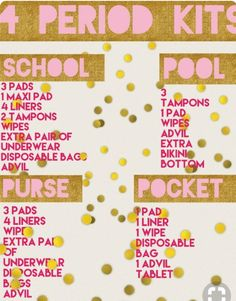 Period kits for school pool purse and pocket! Period kits for school pool purse and pocket! The post Period kits for school pool purse and pocket! appeared first on School Ideas. Middle School Hacks, High School Hacks, Life Hacks For School, Girl Life Hacks, Girls Life, Back To School Ideas For Teens, Back To School Life Hacks, Back To School Highschool, School Survival Kits