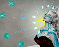 immaculate by obscure design, via Behance  collage illustration art