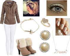 """fin d'école"" by arysan ❤ liked on Polyvore"