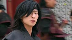 Song Jae Rim in The Moon that Embraces the Sun | 10 Korean actors who looked absurdly gorgeous with historical hair