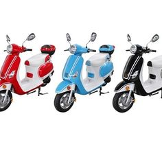 Cheap and New Mopeds and Scooters for Sale. From 50cc mopeds to electric and vintage mopeds for sale, we have reviewed the best ones of 2016.