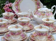 Antique Tea Cups And Saucers Value Best Of 53 Gifts For The Royal Albert Set Collector Images On