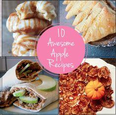 10 Apple Recipes You'll Love   GirlsGuideTo