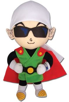"Great Eastern GE-52742 Dragon Ball Z 8.5"" Great Saiyaman Stuffed Plush Great Eastern http://www.amazon.com/dp/B013UC8QHS/ref=cm_sw_r_pi_dp_lck7vb0NA3CW5"