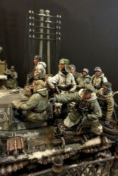 Anglo Saxon History, Military Action Figures, Fantasy Model, Scale Art, Model Tanks, Star Wars Pictures, Military Modelling, German Army, Panzer