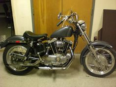 Ironhead Restored, original or near-stock Ironhead pictures - Page 7 - The Sportster and Buell Motorcycle Forum - The XLFORUM® Sportster Cafe Racer, Ironhead Sportster, Sportster Motorcycle, Buell Motorcycles, Harley Bikes, Bike Ideas, Restoration, The Originals, Classic