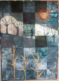 Linda Kemshall: Quilts