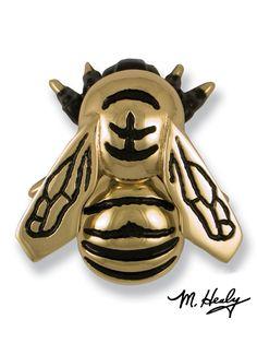bumble bee door knocker