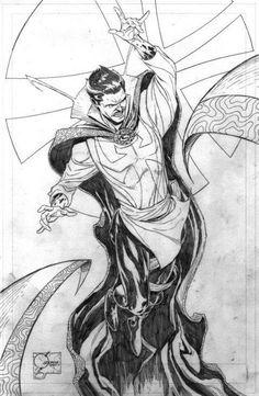 Doctor Strange by Joe Quesada *