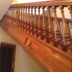 Buy STAIRS TO ORDER - staircase oak, the stairs are made of oak