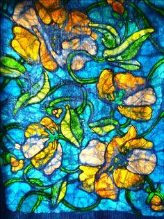 Crayon Batik... - WetCanvas