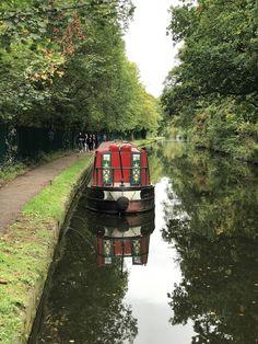O Canal Worcester & Birmingham I - Trem Bom