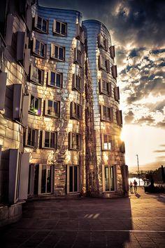 Gehrybauten Düsseldorf