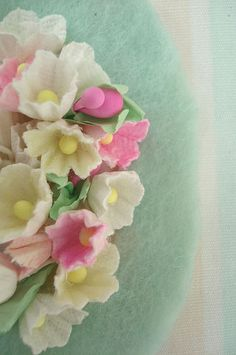 Bunting Close-up by such pretty things, via Flickr