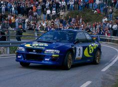 Subaru Impreza Colin McRae