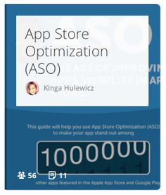 Learn what ASO really is and how to use it to drive more downloads of your app. #apps #store