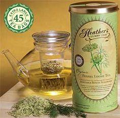 Shop for IBS > Heather's Tummy Teas™ > Organic Fennel Tummy Tea™ and peppermint oil