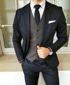 Great looking separates to create a sharp Business look.