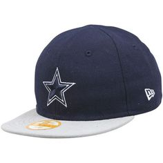 f471a9077 New Era Dallas Cowboys Infant My First 9FIFTY Adjustable Hat - Navy  Blue Gray Nfl