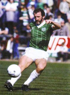 Danny McGrain of Celtic.