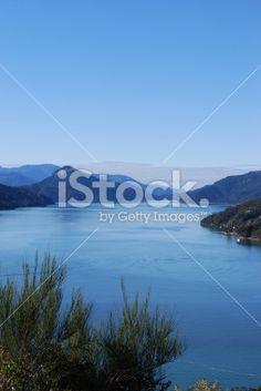 Kenepuru Sound, Marlborough Sounds Royalty Free Stock Photo Maori Legends, Marlborough Sounds, Image Now, Wind Turbine, New Zealand, Royalty Free Stock Photos, Sea, Photography, Blue