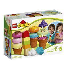 LEGO DUPLO Creative Play Creative Ice Cream Only $10.88!