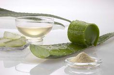 Aloe vera pour la peau