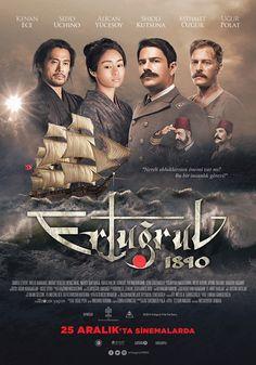 Konusu tarihteki gerçek olayları içeren Ertuğrul 1890 (Kainan 1890) filmine ait afiş ve fragman sonunda yayınlandı. Japonya ve Türkiye ortak yapımı olan, yönetmenliğini Mitsutoshi Tanaka'nın …