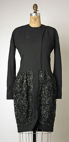 House of Chanel | Cocktail dress | French | The Metropolitan Museum of Art