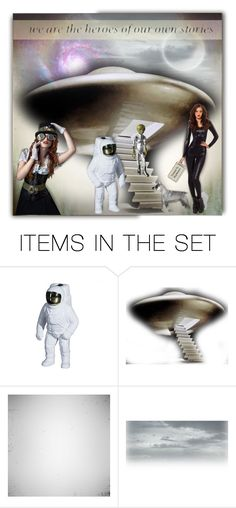 """KikiLea's Out of this World Closet Raid"" by kiki-bi ❤ liked on Polyvore featuring art"