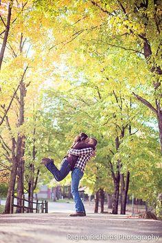 Fall engagment | Flickr - Photo Sharing!