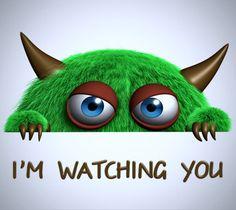 Creepers Unite (3D Monster Alias Ben)(Funny Pinterest Humor)