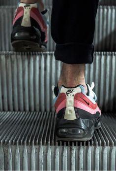 pretty nice 71f14 11480 Nike Air Max 95 Parra Black Converse, Converse Chuck, Converse Sneakers,  Adidas Shoes