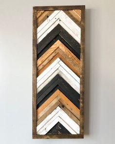 Wood Wall Art Decor, Reclaimed Wood Wall Art, Wooden Wall Art, Wooden Decor, Diy Wall Art, Wall Wood, Wooden Signs, Pallet Wall Art, Salvaged Wood