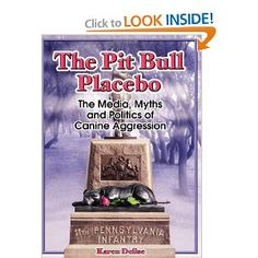 First it was the Bloodhound, sensationalized in the dramatizations of Uncle Tom's Cabin. Then it was the Doberman, symbol of the Nazi menace. Today, it is the Pit bull that is vilified for the depravity of his masters. Today, police chase down fleeing Pit bulls in the street, firing dozens of wild shots in response to media-fed rumors of supernatural Pit bull abilities.