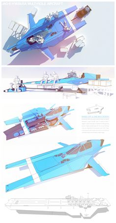 ArtStation - JAG-6 (and some foam core) , Seth Witte