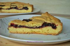 CROSTATA LIGHT AL OLIO E MARMELLATA